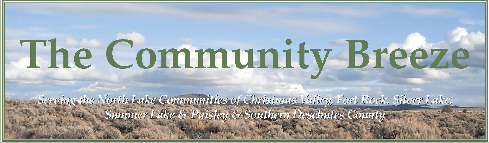 The Community Breeze Masthead